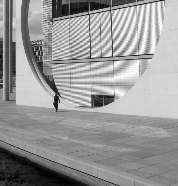 Берлин в черно бяло