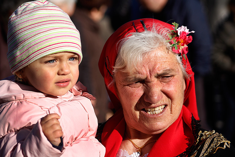 Коледа в село Белчин/Christmas at the village of Belchin