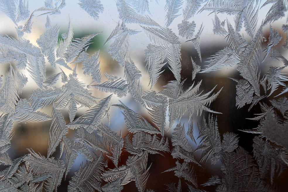 Зима е…/It's winter…