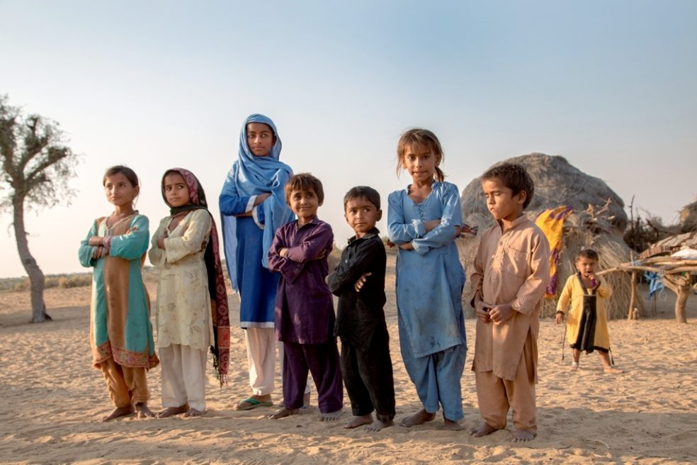 Децата на Пакистан II/The children of Pakistan II