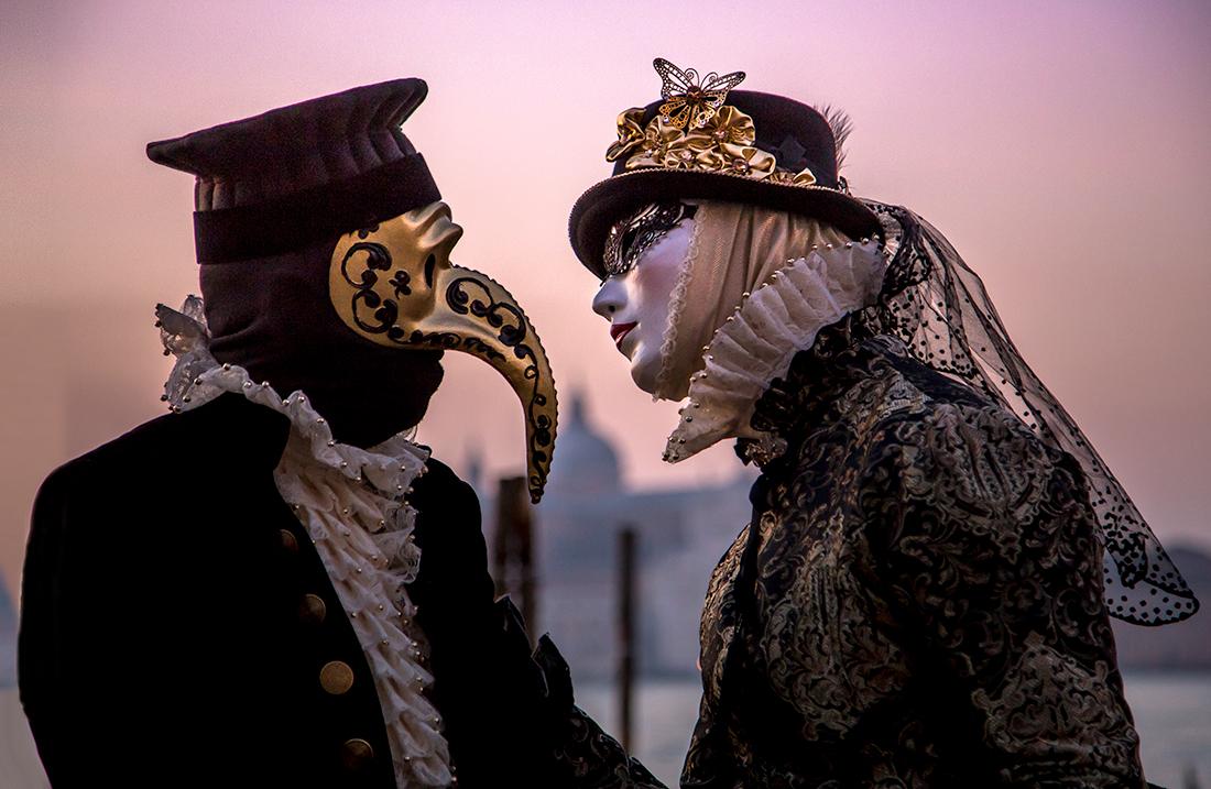 Карнавалът във Венеция/ Venezia Canival